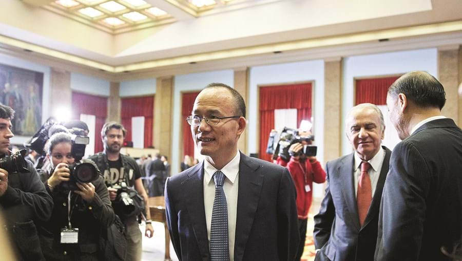 Guo Guangchang é o presidente da Fosun