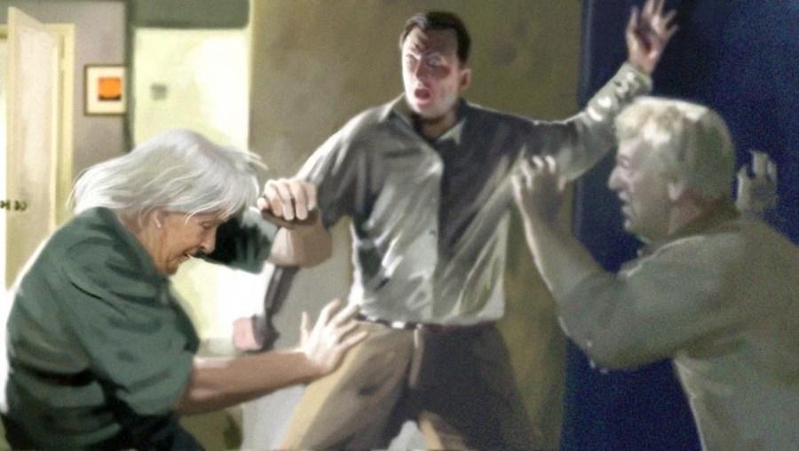 Homem que agredia o pai e a mãe foi condenado por violência doméstica