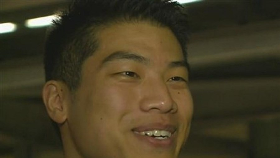 Hubert Tang comprou duas raspadinhas e ganhou o prémio milionário numa delas
