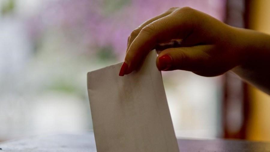 Será possível votar entre as 08h00 e as 19h00