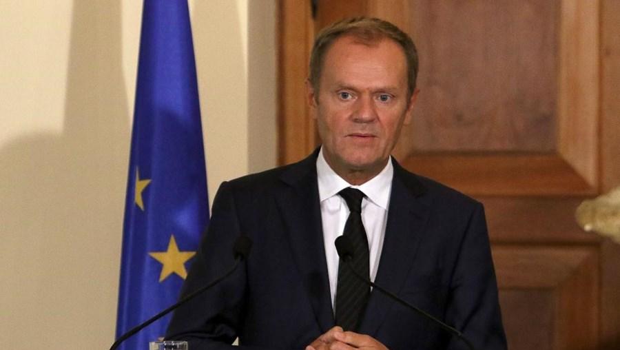 Donald Tusk é o presidente do Conselho Europeu