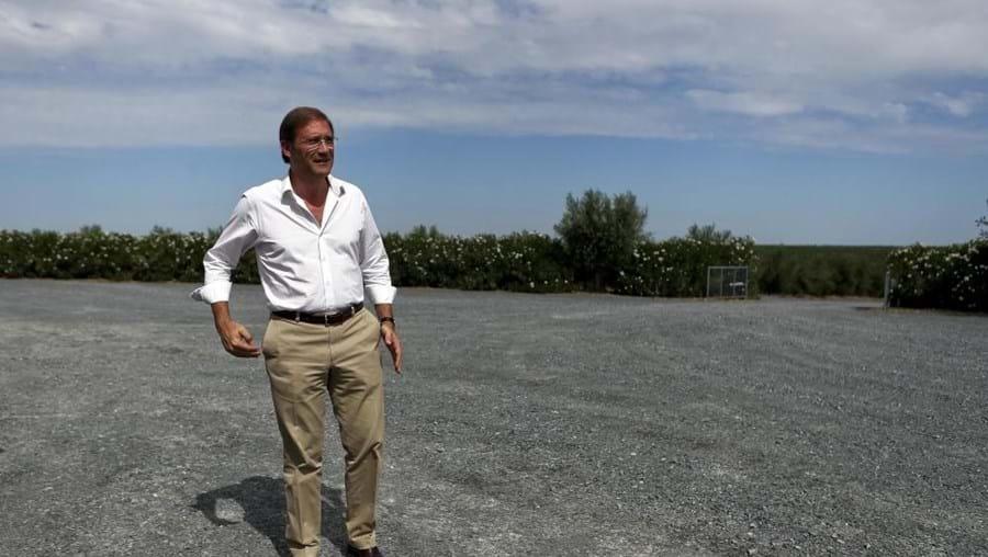 Passos Coelho visitou esta segunda-feira a empresa Olivomundo, em Beja