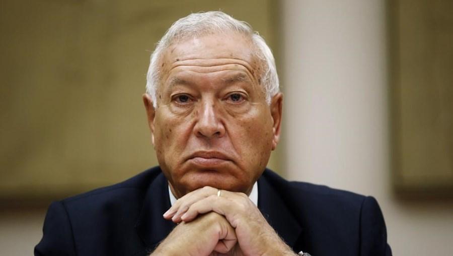José Manuel García-Margallo é ministro dos Assuntos Exteriores e Cooperação de Espanha