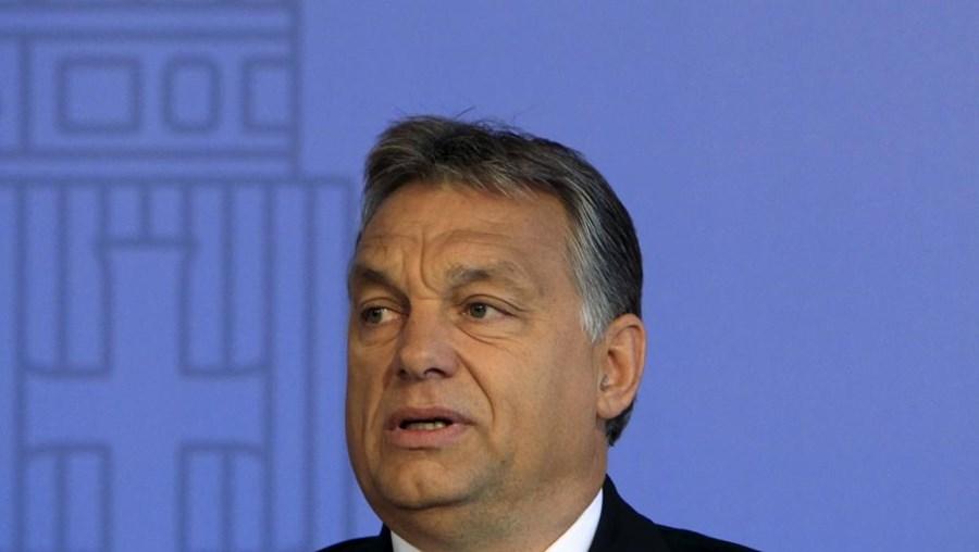 Viktor Orban é o primeiro-ministro da Hungria