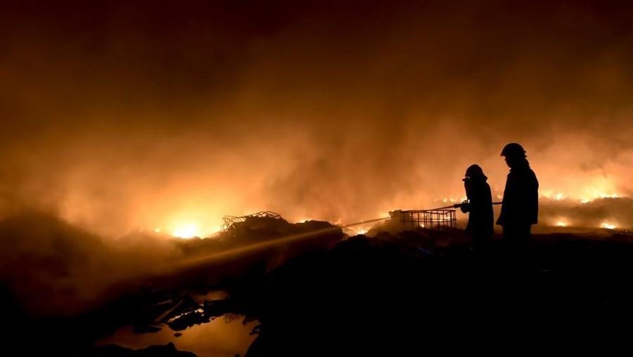 Desde 1 de setembro e até domingo, ocorreram em Portugal continental 1.671 incêndios