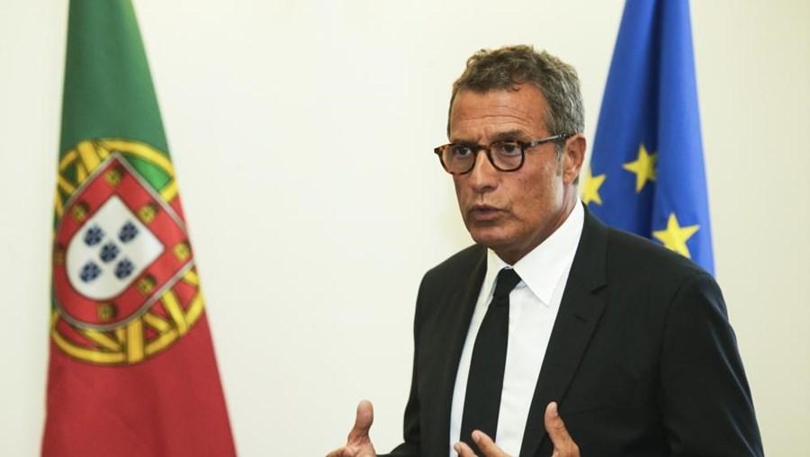 O presidente executivo da EDP António Mexia
