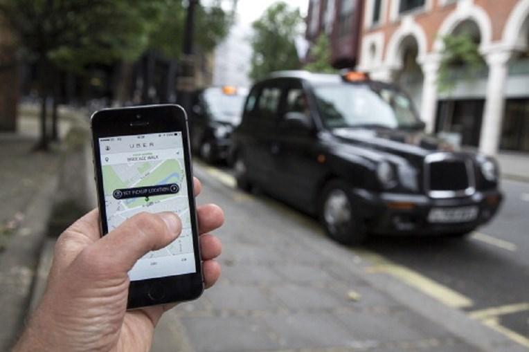 Uber, transportes