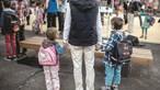 160 mil crianças vivem em lares sem salário