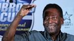 Pelé está a 'recuperar bem' de operação a um tumor no cólon
