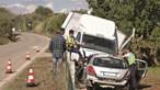 Oito mil acidentes e mais 12 mortos