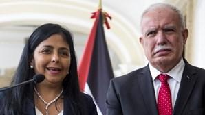 Venezuela assume presidência da OEA