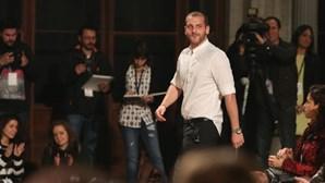 Paris recebe coleção de estilista português Diogo Miranda