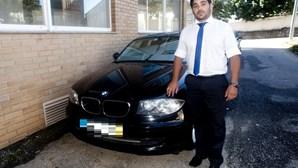 Ponte de Lima: falsificação pára BMW