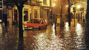 Confirmados 13 mortos e seis desaparecidos nas inundações