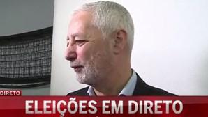 """Sampaio da Nóvoa: """"É um dia de alegria para a democracia"""""""