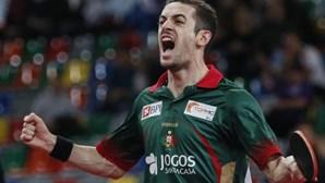 Marcos Freitas perde final dos Europeus de ténis de mesa