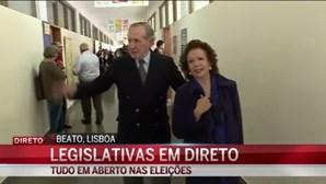 Ramalho Eanes quer democracia mais competente