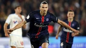 Ibrahimovic destrona Pauleta como melhor marcador do PSG
