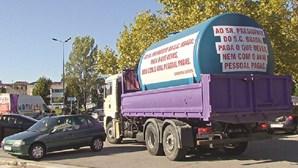 Braga: tribunal proíbe camião do fraque