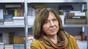 Madeira recebe Nobel da Literatura