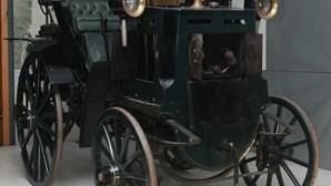 Primeiro carro em Portugal chegou há 120 anos
