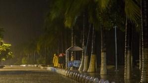 """México: """"Patrícia"""" decresceu para tempestade tropical"""