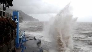 Cancelado aviso amarelo para agitação marítima na Madeira