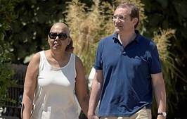 Laura é casada com Pedro Passos Coelho