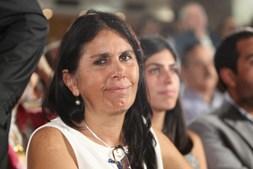 Fernanda Tadeu, mulher de António Costa