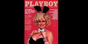 Outubro de 1978: a cantora Dolly Parton vestiu-se de coelhinha para a Playboy, onde promoveu o seu 20.º álbum, 'Heartbreaker'
