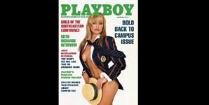 Outubro de 1989: uma sessão ousada na Playboy foi quanto bastou para lançar a carreira de Pamela Anderson na moda, televisão e cinema. Antes de fazer capa da revista, Pam ainda era uma desconhecida