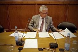 Fernando Negrão concorre contra o candidato proposto pelo PS, Eduardo Ferro Rodrigues
