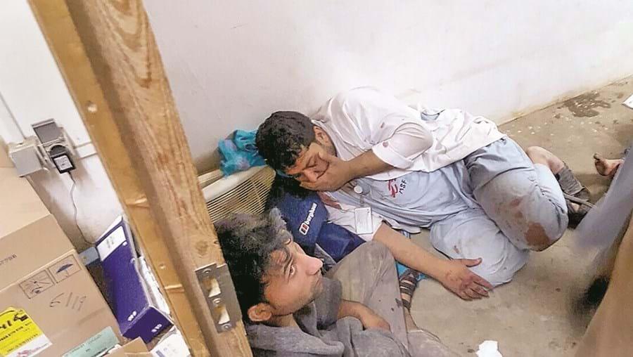 Ataque ao hospital de Kunduz, no nordeste afegão, ceifou a vida a médicos, funcionários e doentes