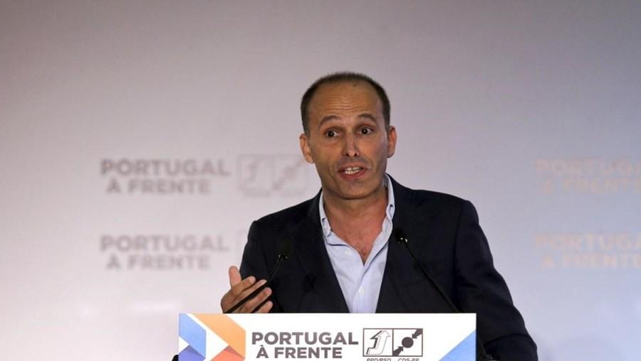 Pedro Mota Soares, deputado do CDS-PP