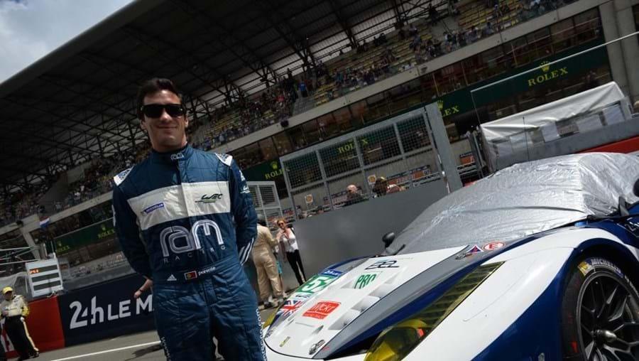 Comissão do Grande Prémio de Macau confirma a presença do piloto Álvaro Parente