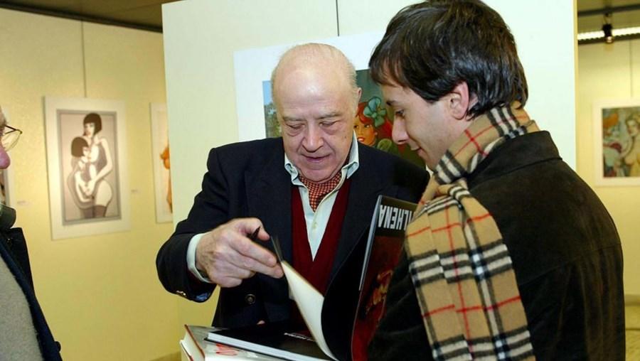 José Vilhena morreu a 3 de outubro