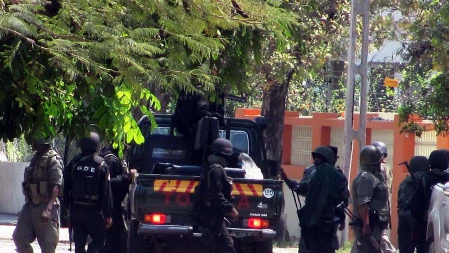 Polícia de Moçambique