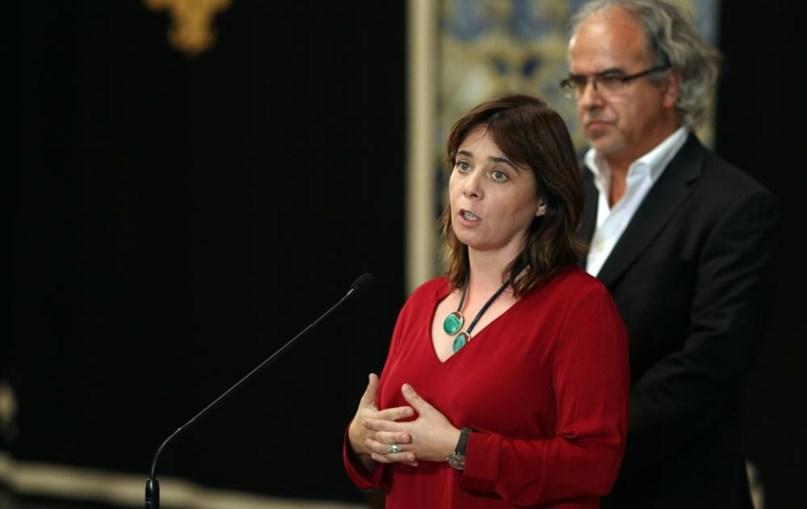 Catarina Martins e José Manuel Pureza