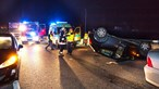Algarve: acidentes graves aumentam 300%