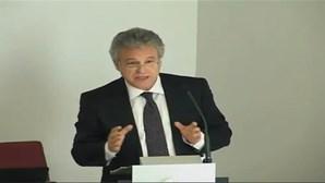 """António Figueiredo contesta """"parafernália de crimes graves"""""""