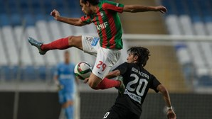 Tiago Rodrigues regressa no Marítimo