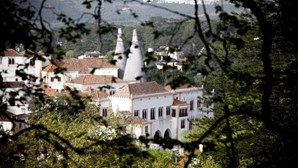 Trânsito interditado na Serra de Sintra devido a alerta laranja