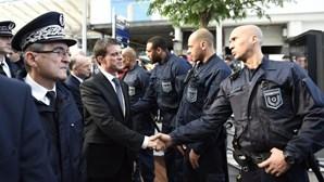 150 rusgas em França desde sexta-feira