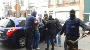 Nova operação policial em curso na Bélgica