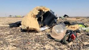 """Queda no Sinai """"foi ato de terrorismo"""""""