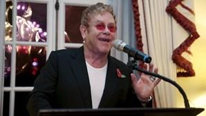 Elton John no Marés Vivas 2016
