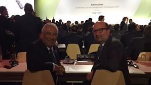Costa participa na Cimeira do Clima