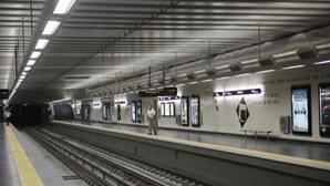 Metro de Lisboa vai ser palco de corrida noturna