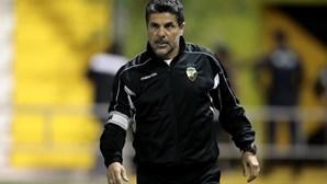Jorge Paixão abandona comando técnico do Farense