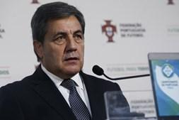 Fernando Gomes foi eleito presidente da FPF a 10 de dezembro de 2011